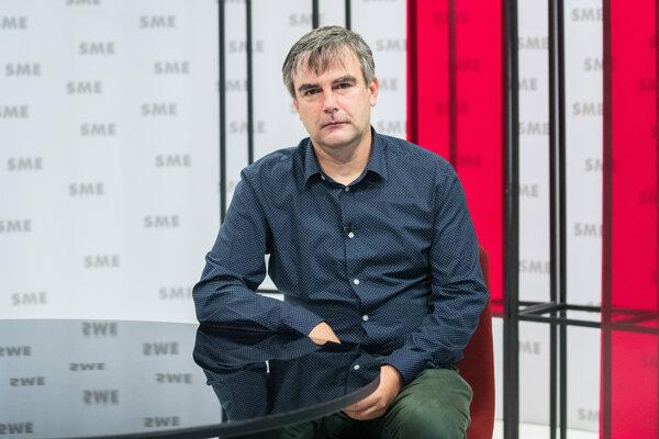 Richard Kollár v relácii Rozhovory ZKH.
