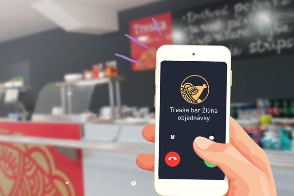 Jedlá zo žilinskej prevádzky TreskaBar si teraz môžete nechať pripraviť telefonickou objednávkou a bezpečne vyzdvihnúť.