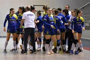 Michalovčanky sa s účinkovaním v Európskej lige v tomto ročníku rozlúčili už po dvoch zápasoch.