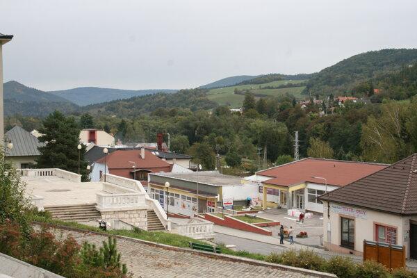 Mesto Gelnica.