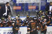 Hokejisti HC Košice.