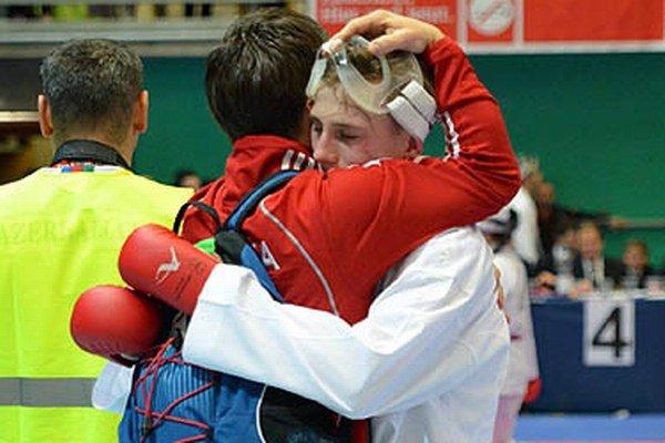 Mladý talent z Nitry získal v prvý deň ME pre Slovensko bronz.