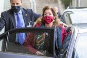 Šéfka Podpornej misie OSN v Líbyi Stephanie Williamsová.