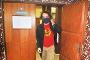 Aktivista Lorenz je vinný z výtržníctva, rozhodol súd.