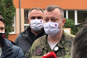 Bardejov, ZS Wolkerova 10 - sobota 24.10. 2020
