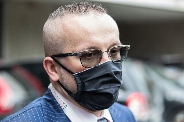 Šéf SIS Vladimír Pčolinský.