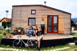 Tiny house Barbory a Tibora Bogdanovcov