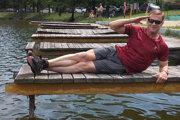 Úspešný naturálny kulturista Peter Winkler.