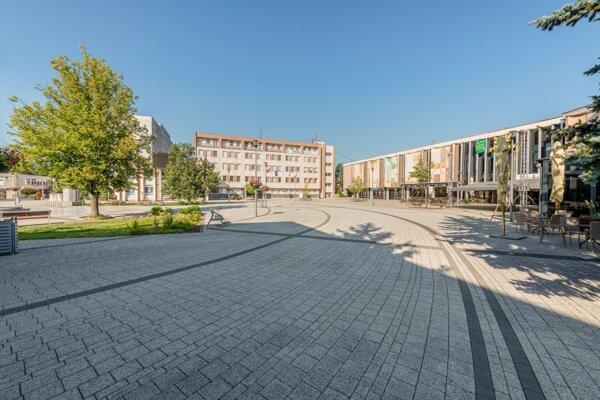Mestský úrad v Snine.