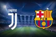 Juventus Turín - FC Barcelona, Liga majstrov dnes LIVE.