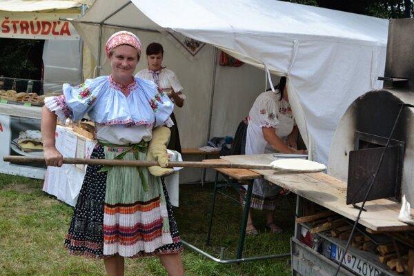 Na tradičných lepníkoch si pochutnávajú ľudia z celého Slovenska.