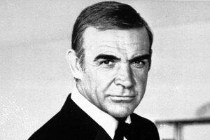 Sean Connery ako James Bond vo filme Nikdy nehovor nikdy.