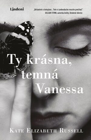 Ty krásna, temná Vanessa - Kate Elizabeth Russell (Albatros, 2020)