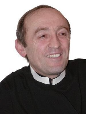 Zosnulý kňaz Miroslav Čajka.
