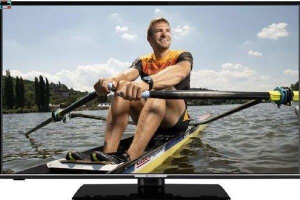 """Hodnota uhlopriečky 32"""" spolu srozlíšením HD Ready je najvhodnejšia do rozmerných obývacích izieb."""