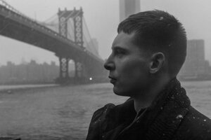 Andrej Dúbravský v New Yorku.