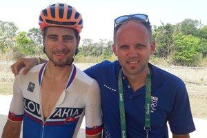 S Petrom Zánickým sme zhodnotili úspešnosť jeho podujatí - Detskú tour Petra Sagana a cyklokempy.