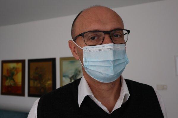 Igor Stalmašek, generálny riaditeľ FNSP Žilina