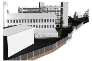 Takto bude vyzerať parkovací dom.