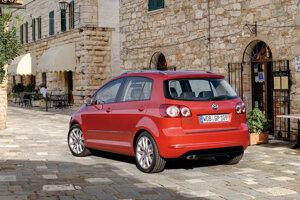 Volkswagen Golf Plus skončil na 5. mieste v spoľahlivosti 11-ročných áut.
