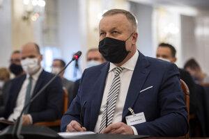 Kandidát na generálneho prokurátora Juraj Kliment.