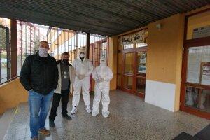 Levočský primátor vydal rozhodnutie o testovaní iba Levočanov a ľudí s prechodným pobytom.