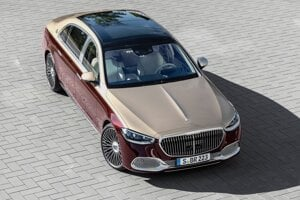 Mercedes-Benz triedy S Maybach
