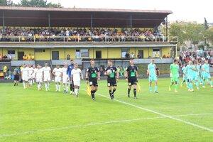 Námestovo si 16. septembra užilo futbalový sviatok proti MŠK Žiline.
