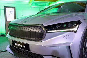 Škoda Enyaq iV First Edition