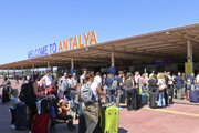 Letisko v tureckom letovisku v Atalya.