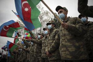 Azerbajdžan prebral kontrolu nad poslednými okresmi.
