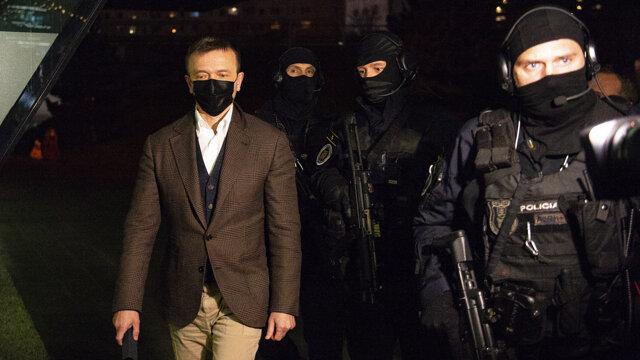 Polícia zadržala Haščáka 1. decembra.