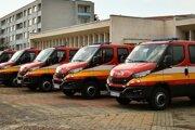 ilustračné foto. - V Sirku patria k tým zborom ktoré sa môžu píšiť novým autom.