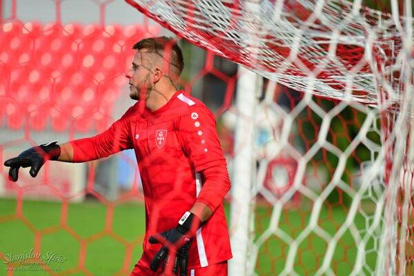 Ján Vaník je veľkou oporou trápiaceho sa mladého kolektívu MFK Zvolen.