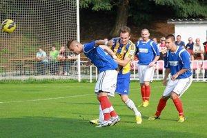 Štvrtoligový Močenok odohral proti DAC-u čestnú partiu, prehral 0:2.