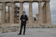 Grécky premiér Mitsotakis.