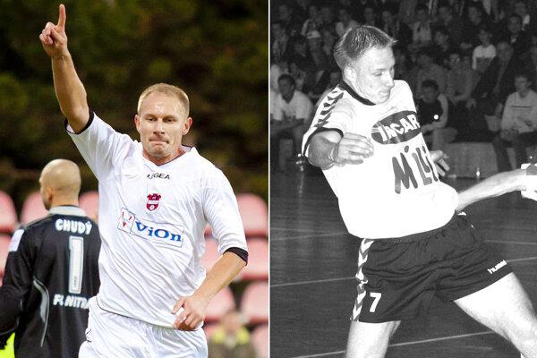 Milan Pavlovič sa vo futbale prebojoval z piatej ligy až do prvej. A medzitým žal úspechy aj vo futsale.