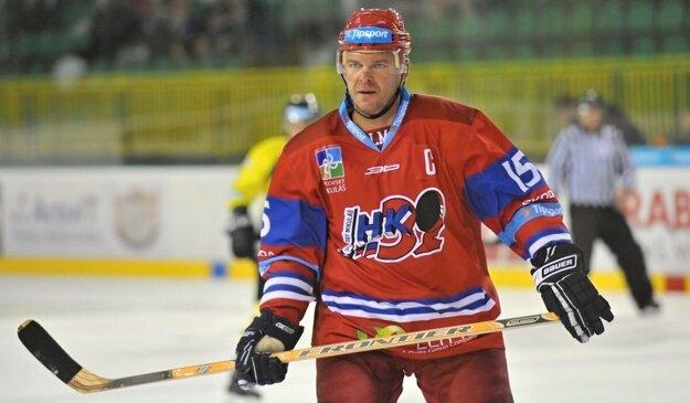Jozef Stümpel ukončil profesionálnu kariéru na jar 2017 v Liptovskom Mikuláši.
