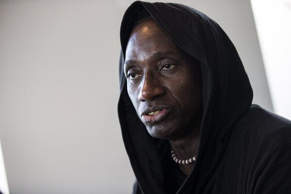 Ibrahim Maiga.