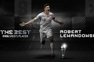 Robert Lewandowski sa stal najlepší futbalista sveta.