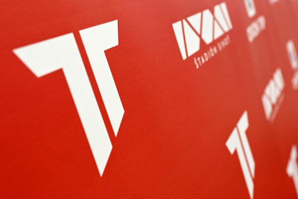 Nové logo futbalového klubu AS Trenčín.