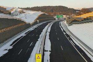 Diaľničiari zajtra spustia diaľničný úsek D3 Čadca,Bukov - Svrčinovec.
