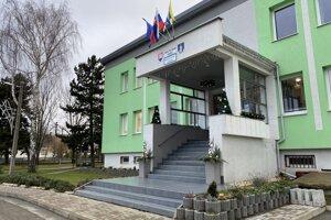 Obecný úrad v obci Terňa.