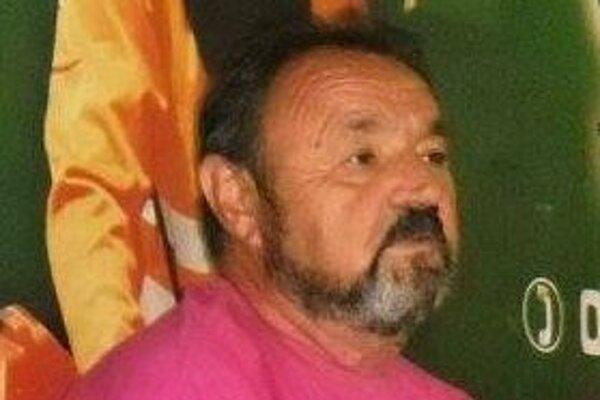 Ivan Ivanov - tréner ŠKP Topoľčany.