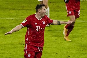 Niklas Süle z tímu Bayern Mníchov.