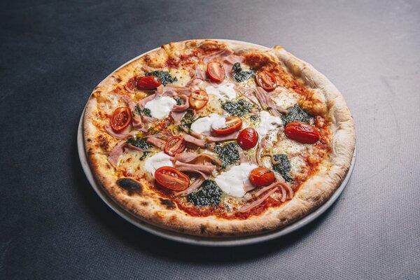 Pizza Mizza bola jedným z prvých úspešných konceptov v Bratislave.