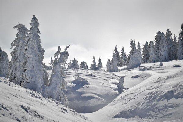 Štefan Šíbl fotí úchvatné zábery prírody z Turca. Tento je z túry na Martinky pod Krížavou.