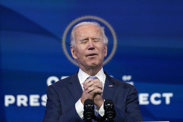 Joe Biden sa stane americkým prezidentom.