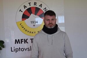 Marek Petruš je nový kormidelník Liptákov.