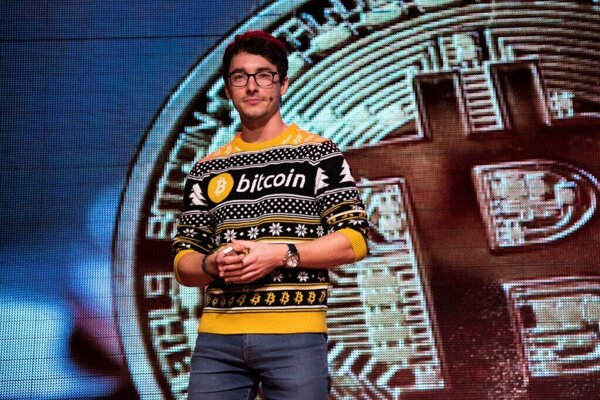 Odborník na bitcoiny Dušan Matuška